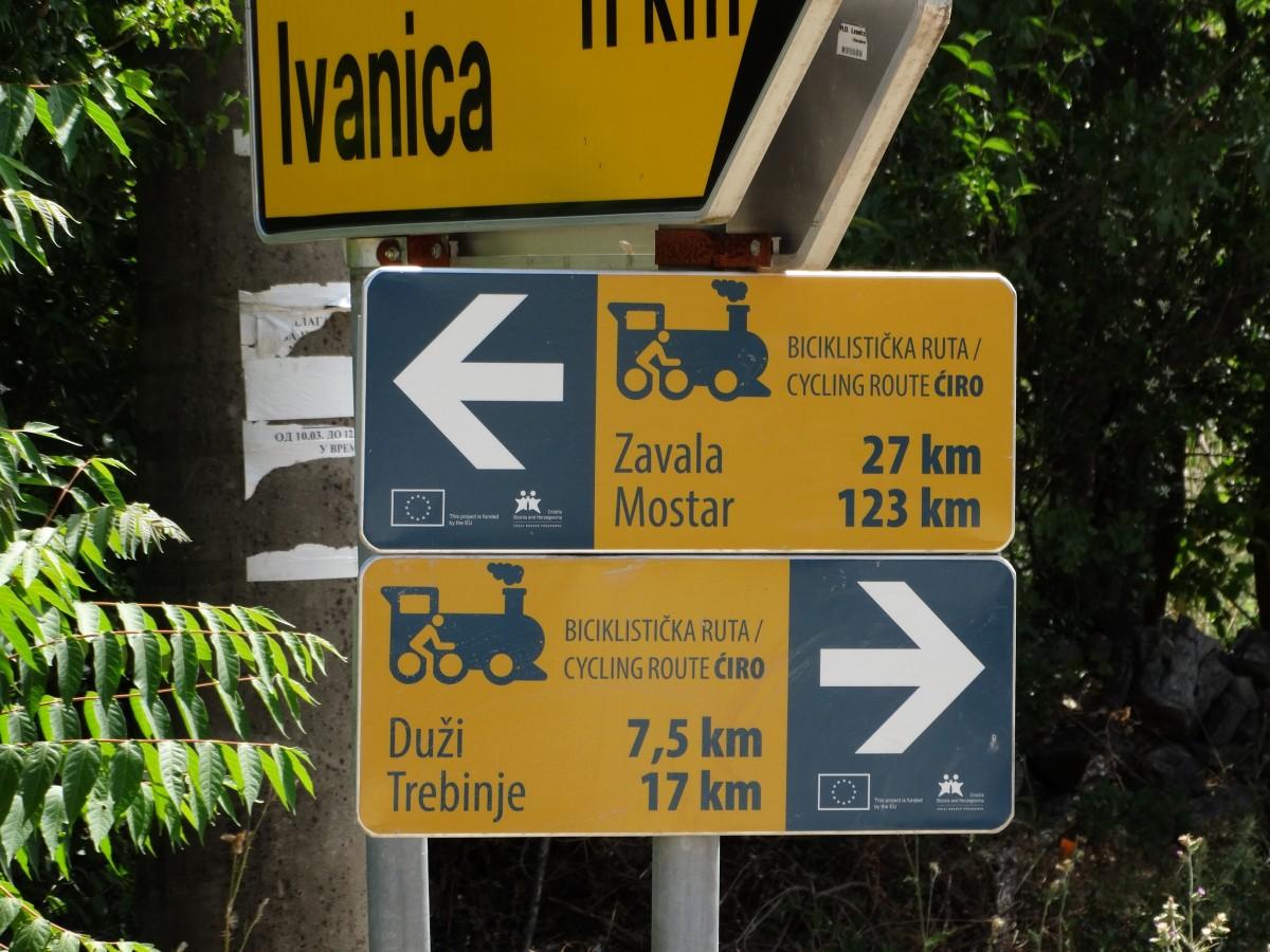 Ciro Railroad Bike Route Self Guided 7 Days