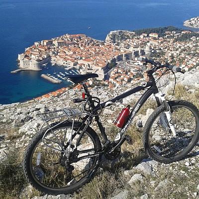Dubrovnik panorama bike ride