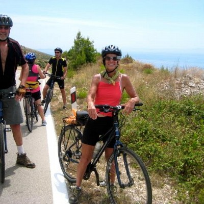 Croatian coast bike tour - 5 days/4 nights