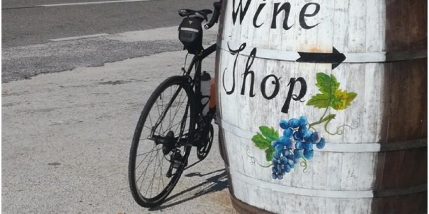 Dalmatian wine roads - Self guided bike tour