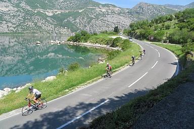 Guided Cycling west Balkan triangle Croatia / Montenegro / Bosnia & Herzegovina