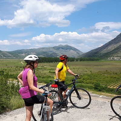 Cycling west Balkan triangle  - selfguided