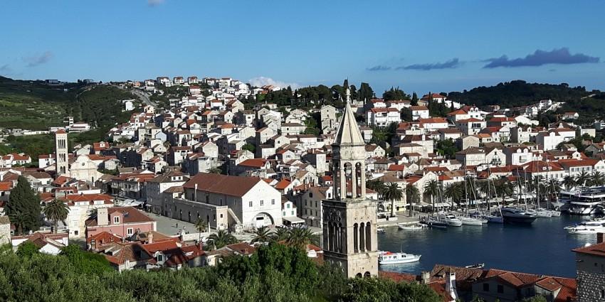 Split – Dalmatian islands – Dubrovnik cycling tour