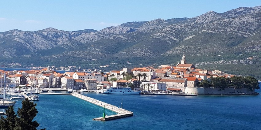 Croatian coast bike tour - 5 days/4 nights
