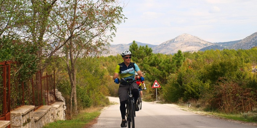 Cycling west Balkan triangle - Self guided